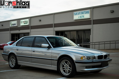 Vorshlag Build Thread  2001 E38 740iL