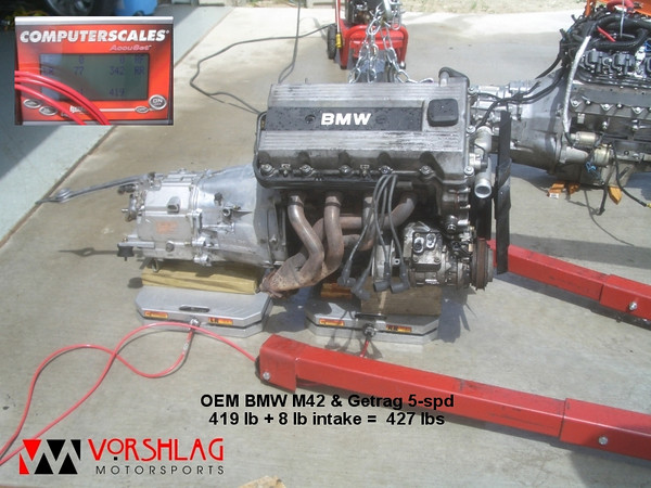 My BMW engine weights guide - R3VLimited Forums