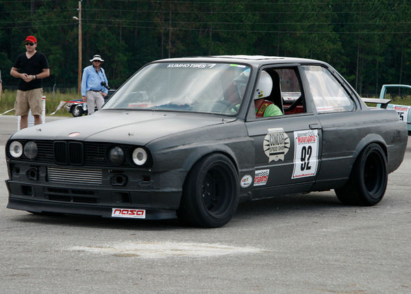 The Dirt E30 Team placed 3rd at the $2009 GRM Challenge in their