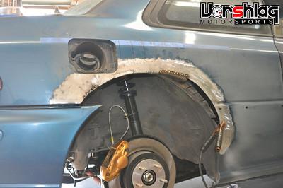Paul Magyar S 1995 Subaru Impreza L Street Mod Track Build Vorshlag Motorsports Forum