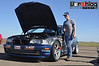 BMWCCA at Paris, TX, Oct 16, 2010 : 20 entrants took to the new airport site in Paris, TX. Doubtful that this site will be used ever again - too narrow, too remote.