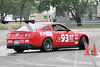 NTAXS at TMS, May 12, 2012 : Amy and Terry went to this autocross at TMS Bus Lot on Saturday May 12th and took the Mustang. We had just installed Moton Club Sport double adjustable coilovers the week before and wanted to get some testing in before our next SCCA event, which this event allowed us to do. With 4 runs each in the morning and 4 more in the afternoon it gave us twice the seat time... in both wet (morning) and dry (afternoon) conditions. Amy did exceptionally well and won the class both she and Terry entered, and set the 2nd fastest time of the day (FTD went to E36 M3 racer KenO, on AST/Vorshlag parts).