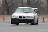 SCCA TMS Practice March 2, 2008 : Terry and Amy tested extensively with the E30 and the Alpha E36 LS1 car at the smooth TMS auto-x site. Both cars had very good times compared to many others in attendance, and numerous changes and discoveries will help strengthen both cars this season.