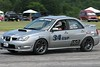 Karen Kraus' 2006 WRX (ESP prepped) : Karen's former DStock 2006 WRX is now an ESP autocross terror with AST 5200s, Vorshlag plates, and 295mm Hoosiers. Karen is the 2007 SCCA DSL National Champion and 2008 SCCA ProSolo L1 Champion. More details on the car can be found here: http://www.iagperformance.com/SPONSORED_06_WRX.html