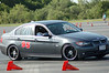 Luke's 335i Sedan : Luke tested the first ever set of E90 shocks that AST built, back in 2007. He has been autocrossing his car monthly ever since, as well as daily driving his family in this 4 door sedan. In July the car posted a dominent win in 2 classes at a BMWCCA autocross, all 3600 poudns of it! Soon Vorshlag will put on a set of production camber-caster plates for even more performance improvement.