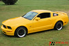 Stuart Maxcy's 2006 Mustang GT : Pictures of another Vorshlag test mule - Stuart's 2006 GT. This car was initially used to test our Mustang camber-caster plates with OEM style springs, then AST shocks and some other items we're developing for this chassis.