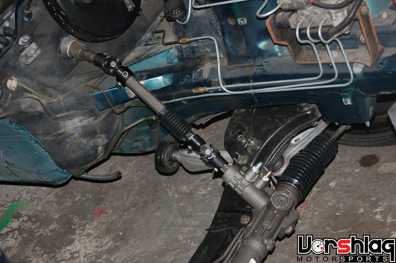 Aftermarket steering arm - Would this pass?   LVVTA Forum